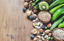 Growth of organic food product company